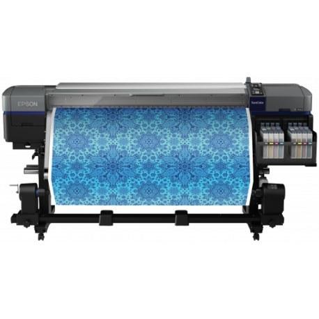 تصویر پلاتر 4 رنگ عرض 162 سانتیمتر Epson F9300