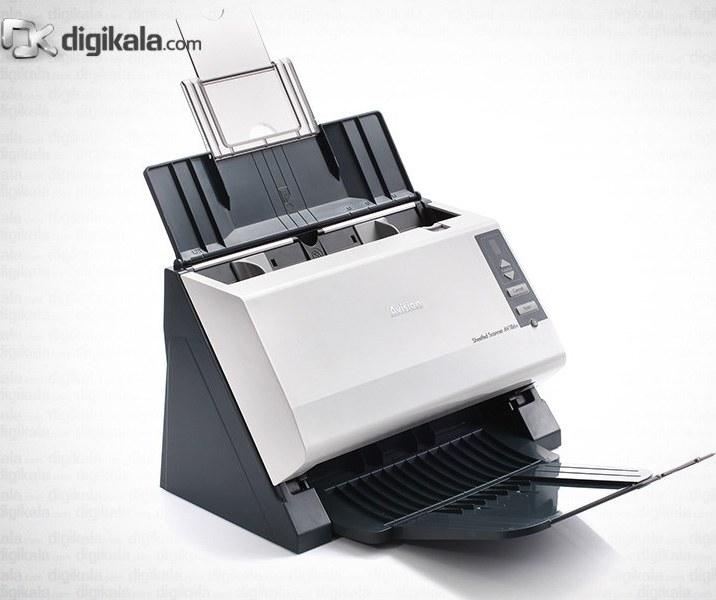 تصویر اسکنر حرفه اي اسناد اي ويژن مدل AV186 Plus Avision AV186 Plus Scanner