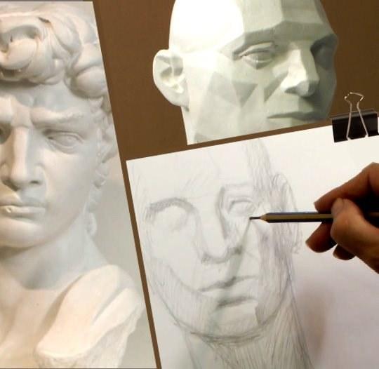 تصویر طراحی چهره