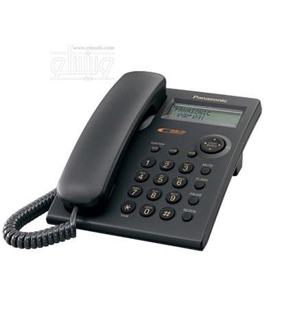 تلفن با سیم رومیزی پاناسونیک مدل KX-TSC11