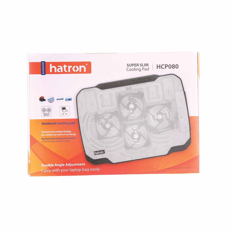 تصویر پایه خنک کننده Hatron مدل HCP080 Hatron Coolpad Model HCP080