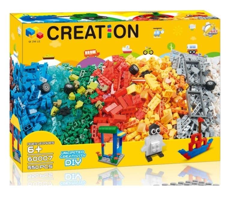 تصویر لگو کلاسیک 550 قطعه LEGO CREATION