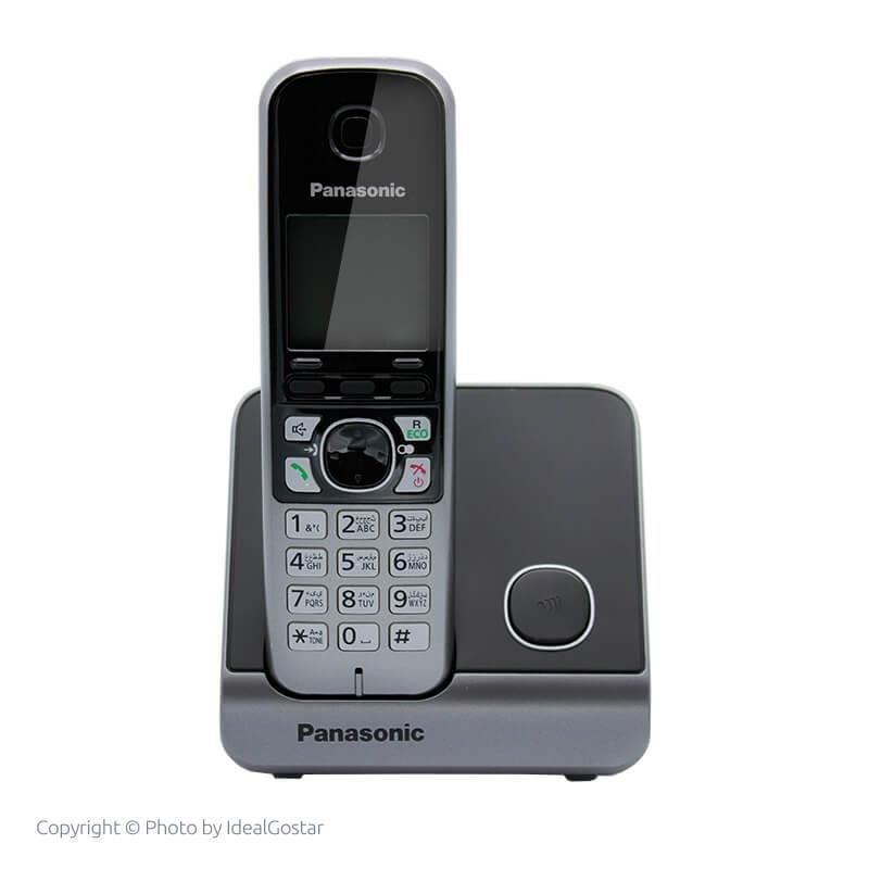 تلفن بی سیم پاناسونیک مدل KX-TG6711