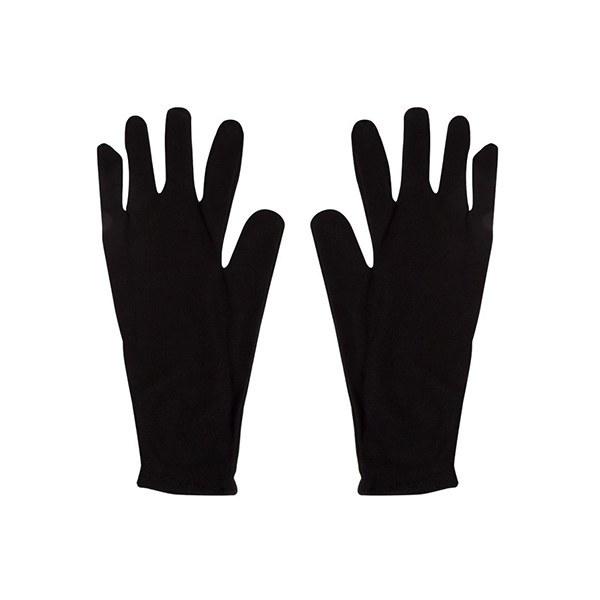 دستکش نخی پوشینه رنگ مشکی