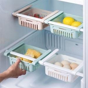 تصویر شلف کشویی یخچال
