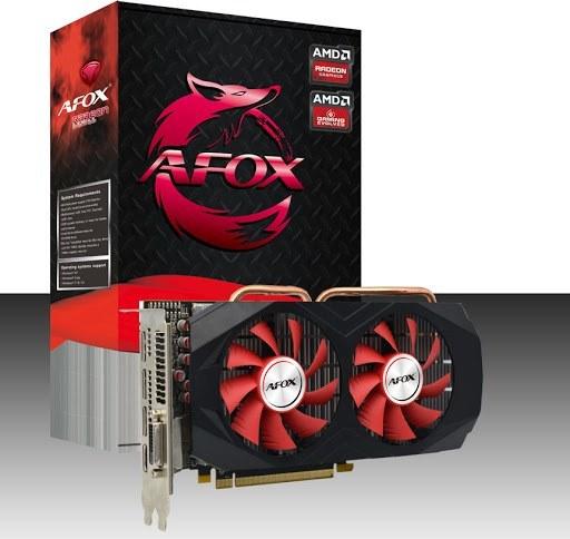 image کارت گرافیک افاکس مدل AFOX Radeon RX580 AMD GPU 8GB