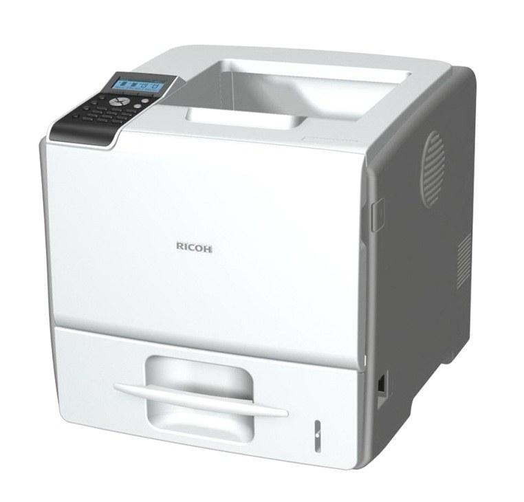 main images پرینتر لیزری ریکو مدل SP ۵۲۰۰DN Ricoh SP 5200DN Laser Printer