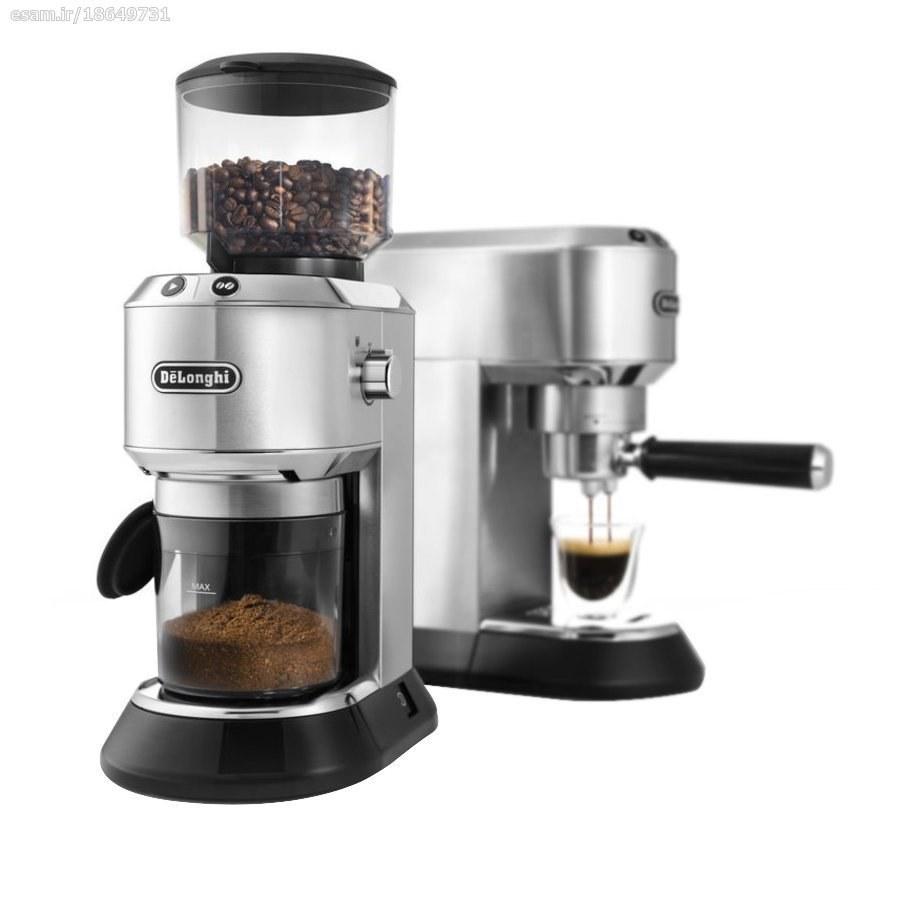 عکس آسیاب قهوه ساز دلونگی مدل KG520.M  اسیاب-قهوه-ساز-دلونگی-مدل-kg520m