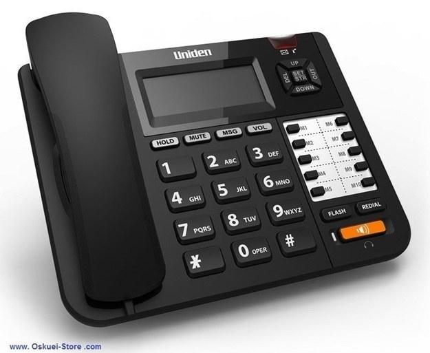 تصویر تلفن یونیدن مدل AS8401