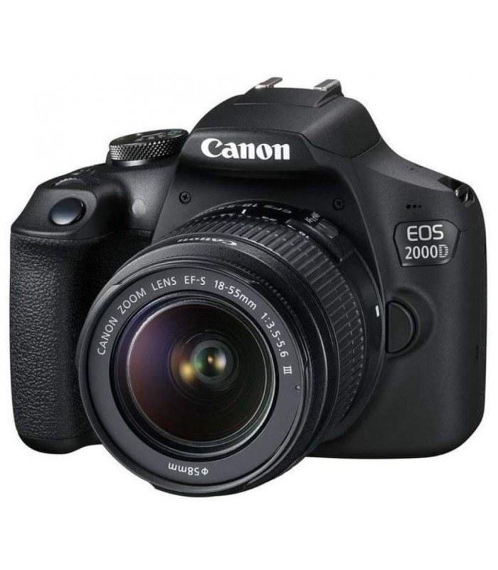تصویر Canon  EOS 2000D Kit 18-55 DC III Canon  EOS 2000D Kit 18-55 DC III