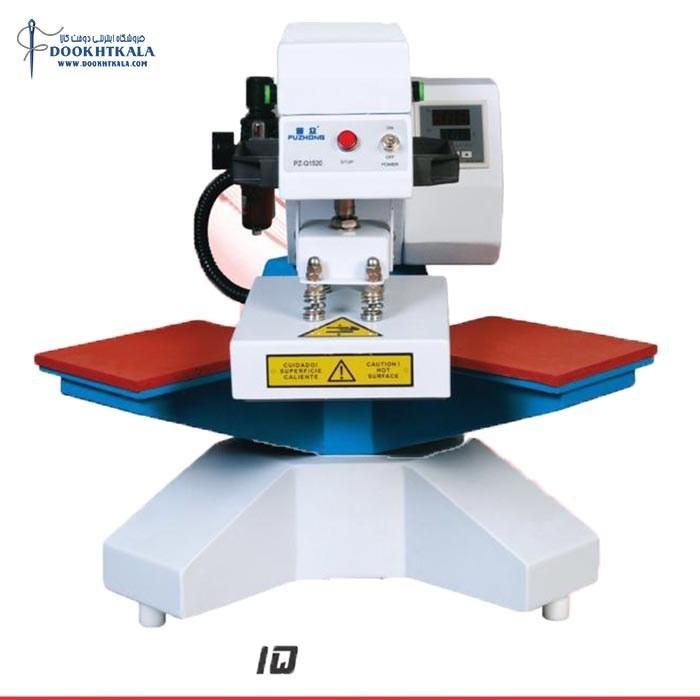 تصویر دستگاه پرس چاپ پنوماتیک کینگ استرانگ مدل KS-1520P
