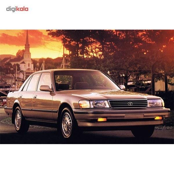 img خودرو تویوتا Cressida دنده ای سال 1992 Toyota Cressida 1992 MT