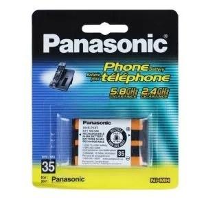 تصویر باتری تلفن بی سیم پاناسونیک مدلA/1B GGR-p107 Panasonic HHR-P107A/1B Battery