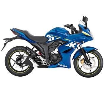 موتورسيکلت سوزوکي مدل Gixxer SF سال 2016 | Suzuki Gixxer SF 2016 Motorbike