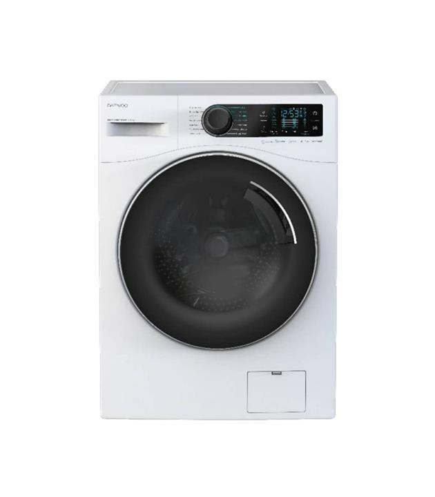 تصویر ماشین لباسشویی دوو مدل DWK-9000 Daewoo DWK-9000-9kg