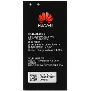 تصویر باتری هواوی HB474284RBC ظرفیت 2000 میلی آمپر ساعت ا Huawei HB474284RBC 2000mAh Battery Huawei HB474284RBC 2000mAh Battery
