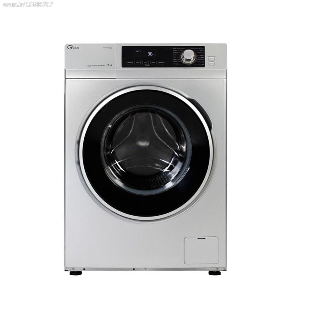 تصویر ماشین لباسشویی جی پلاس مدل GWM-K723  Gplus GWM-K723-7.5Kg