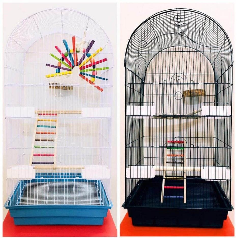 تصویر قفس 1036 ریز بافت پرنده