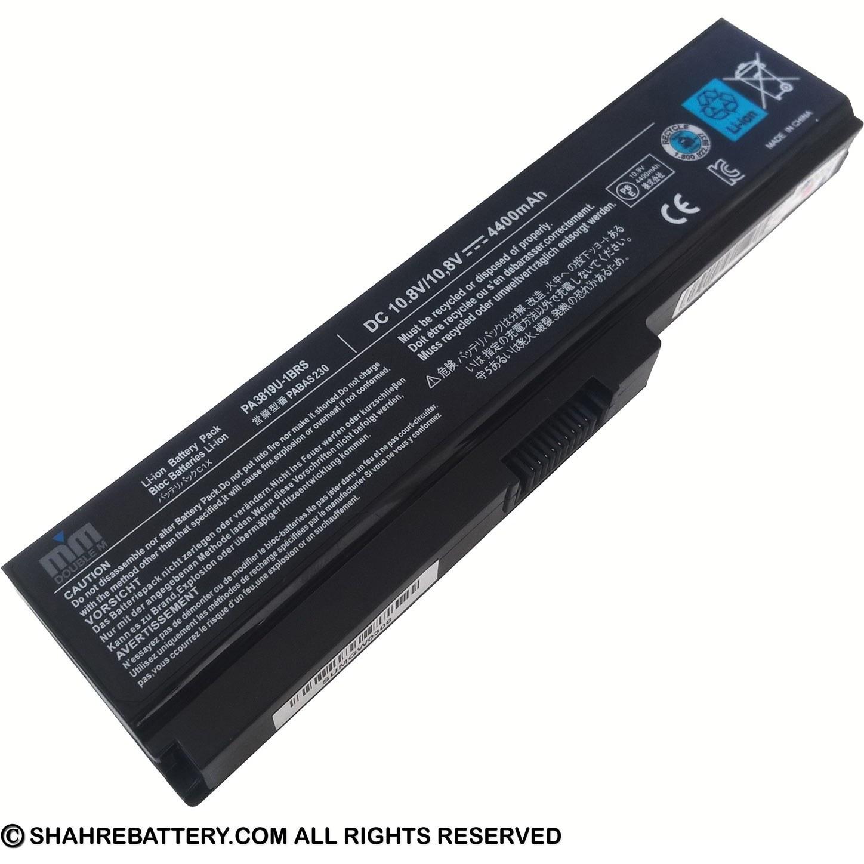 تصویر باتری لپ تاپ توشیبا Toshiba Satellite U500 PA3817U-1BRS
