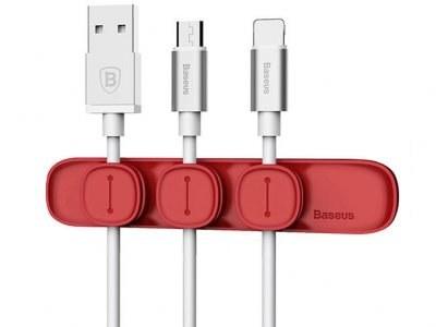 تصویر گیره نگهدارنده کابل شارژ بیسوس Baseus Peas Cable Clip
