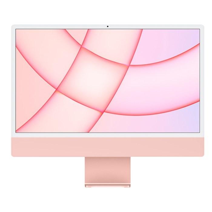 تصویر آیمک ۲۴ اینچ ۲۰۲۱ اپل با پردازنده M1 مدل MGPM3
