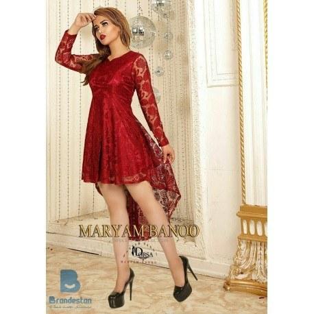 لباس مجلسی زنانه مدل المیرا ۲ |