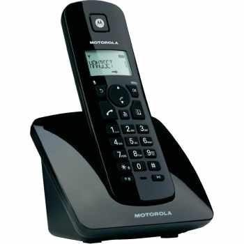 تصویر تلفن بیسیم موتورولا مدل سی ۴۰۱ Motorola C401 Cordless Telephone