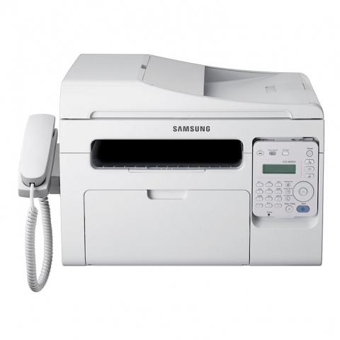 image پرینتر لیزری چهارکاره  SCX-3405FH  سامسونگ Samsung SCX-3405FH Multifunction Printer