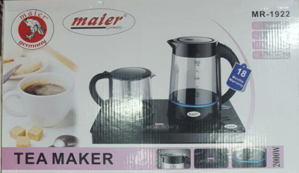 تصویر چای ساز مایر مدل MR-1922 Maier MR-1922 Tea Maker