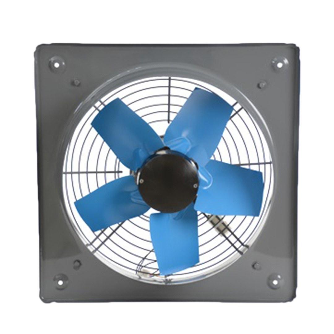 تصویر هواکش صنعتی سایز 40 با توری محافظ جلو ا ventilation VIS-40D4S damande ventilation VIS-40D4S damande