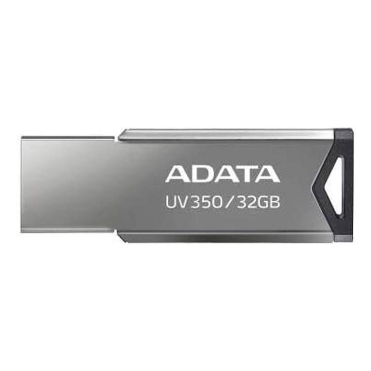 تصویر فلش مموری ای دیتا مدل UV350 ظرفیت 32 گیگابایت کد 2 Adata UV350 32g flash drive
