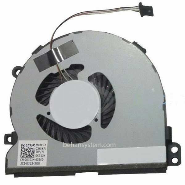 تصویر فن پردازنده لپ تاپ DELL Latitude 3550