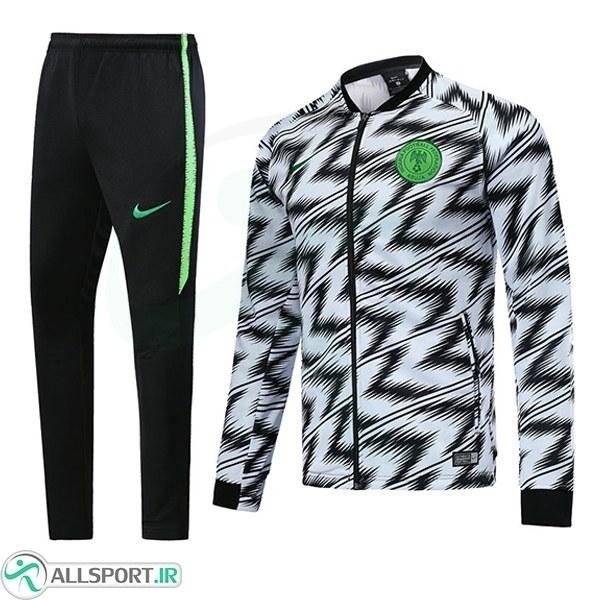 ست گرمکن شلوار نیجربه Nigeria Nike Training Tracksuit 2018