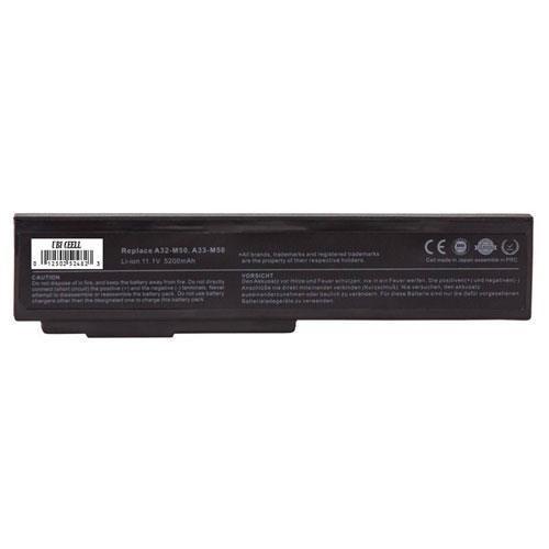 باتری یوبی سل 6 سلولی مدل M50-N53-N61-G60 مناسب برای لپ تاپ ایسوس | M50-N53-N61-G60 6 Cell Battery For Asus Laptop