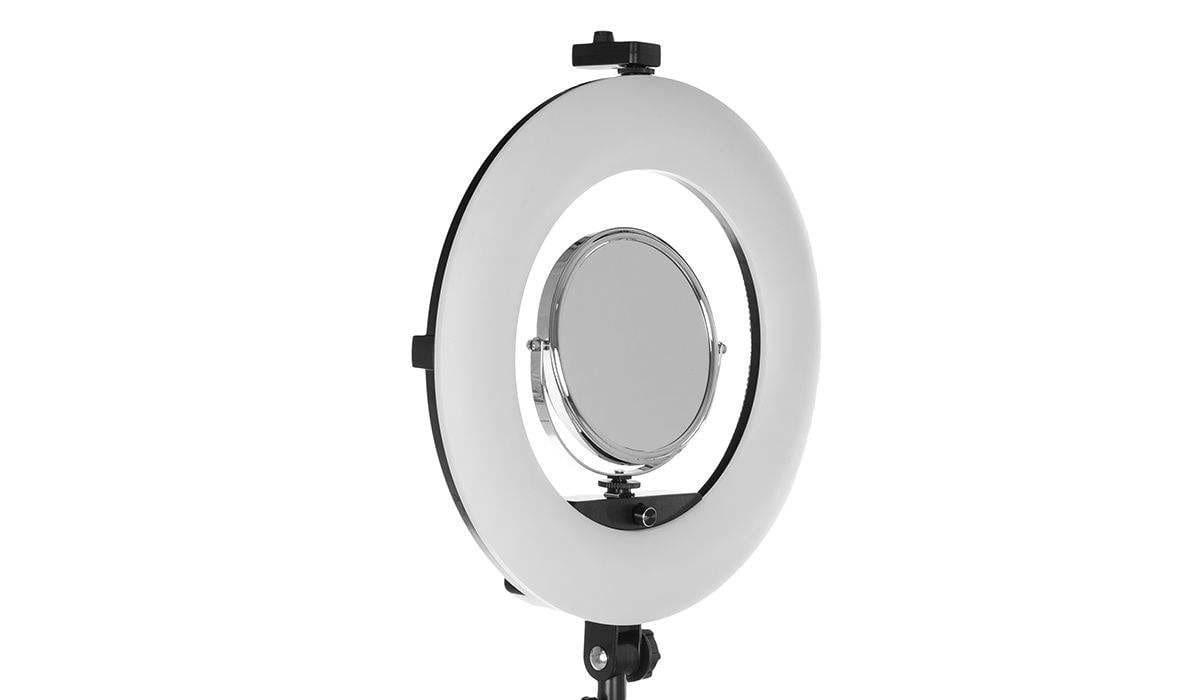 تصویر رینگ لایت لنزیوم Lensium Ring Light FE-480 III+ارسال رایگان