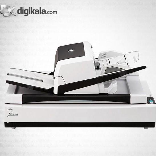 تصویر اسکنر فوجیتسو مدل Fi-6750S Fujitsu Fi-6750S Scanner