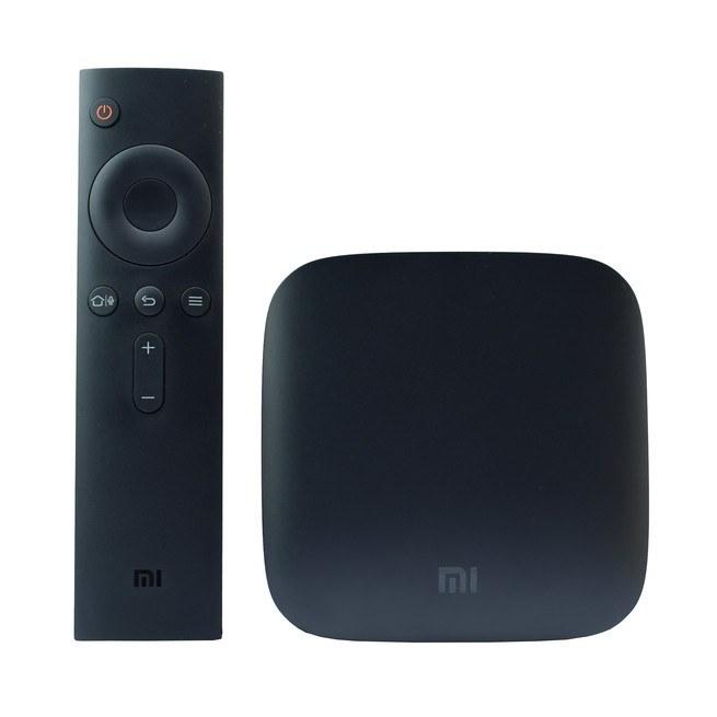 تصویر پخش کننده تلویزیون شیائومی Xiaomi Mi TV Box 3 4GB