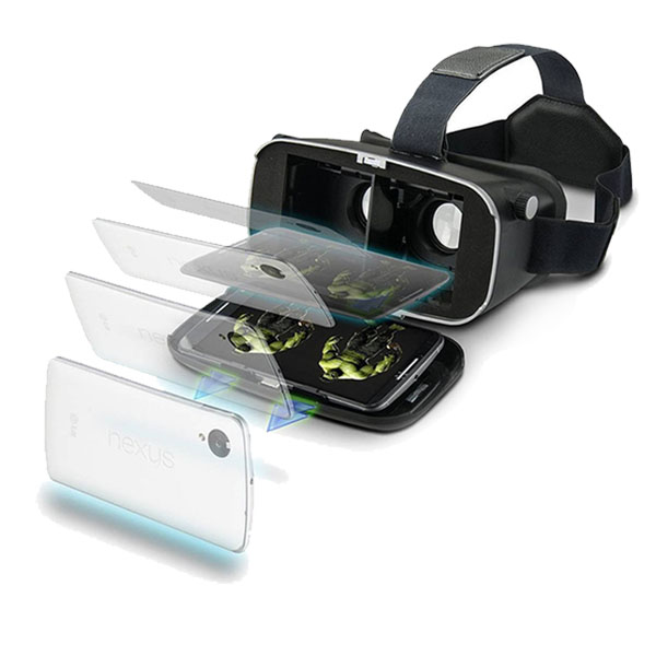 عینک واقعیت مجازی |