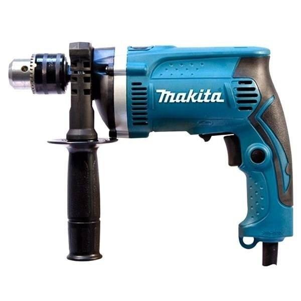 تصویر دریل چکشی ماکیتا مدل HP1630K Makita HP1630K Impact Drill