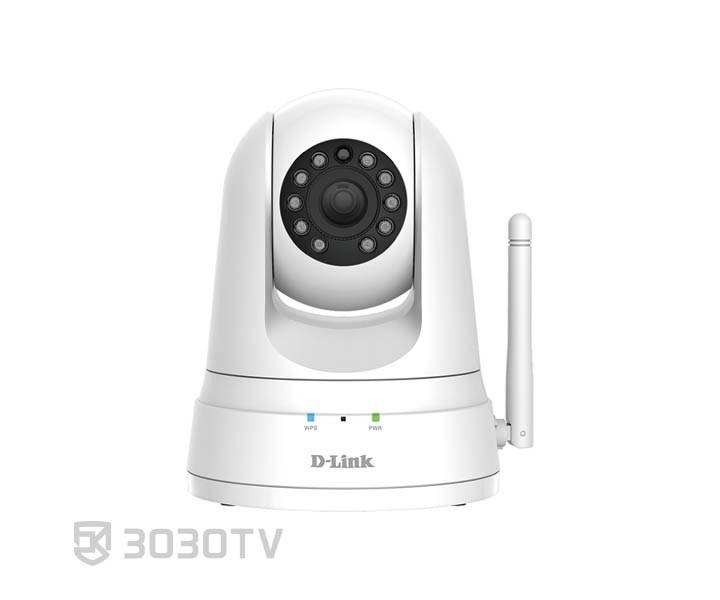 تصویر دوربین مدار بسته دی لینک DCS-5030L Pan and Tilt Day/Night Network Camera