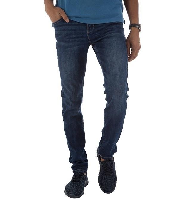شلوار جین راسته مردانه جین وست Jeanswest