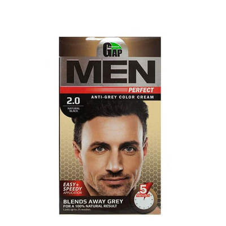 عکس رنگ مو مردانه گپ شماره 2 0  رنگ-مو-مردانه-گپ-شماره-2-0