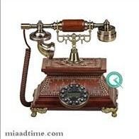 تصویر تلفن رومیزی مایر کد 011