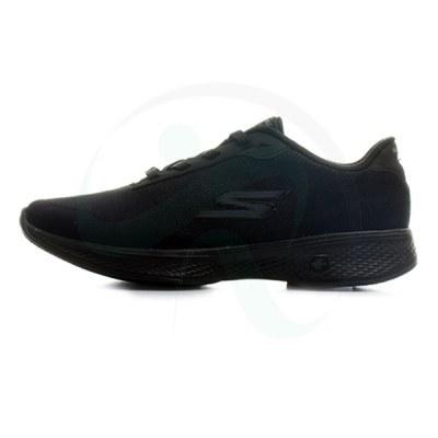 کتانی رانینگ زنانه اسکچرز گو واک Skechers Go Walk 4 14168-BBK