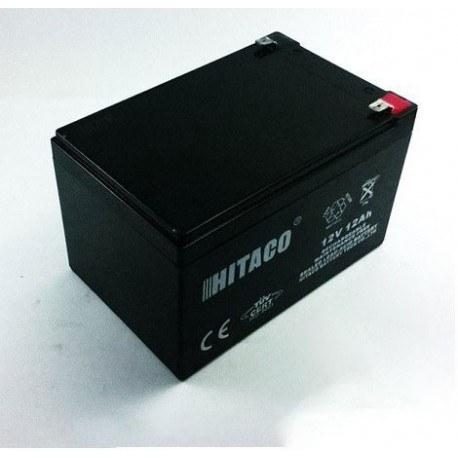 تصویر باتري 12 ولت 12 آمپر ساعت شارژي