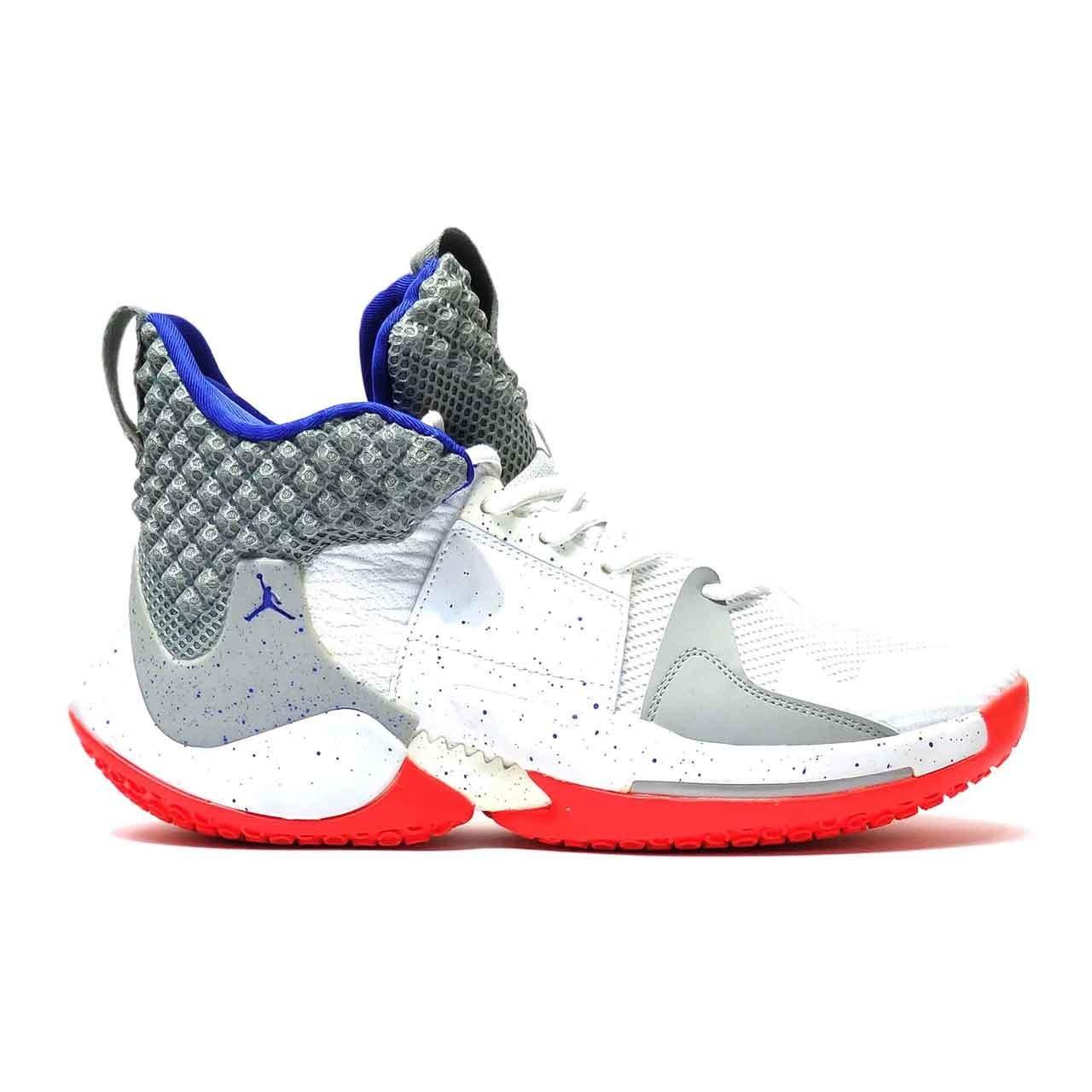 تصویر کفش بسکتبال نایک مدل JORDAN WHY NOT ZER0.2