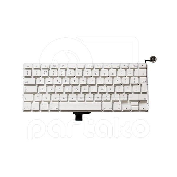 تصویر کیبورد لپ تاپ اپل مک بوک Laptop Keyboard Apple MacBook 13 A1342