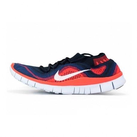 کتانی رانینگ مردانه نایک فری فلای نیت پلاس Nike Free Flyknit 615805-411