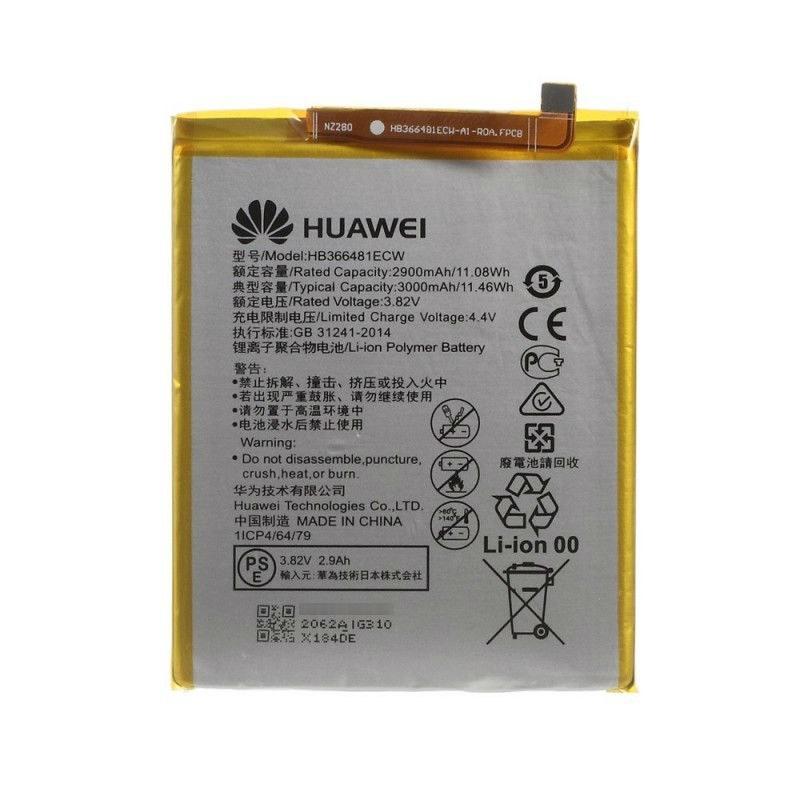 تصویر باتری اصلی گوشی آنر Honor 9 Lite Battery Honor 9 Lite - HB366481ECW