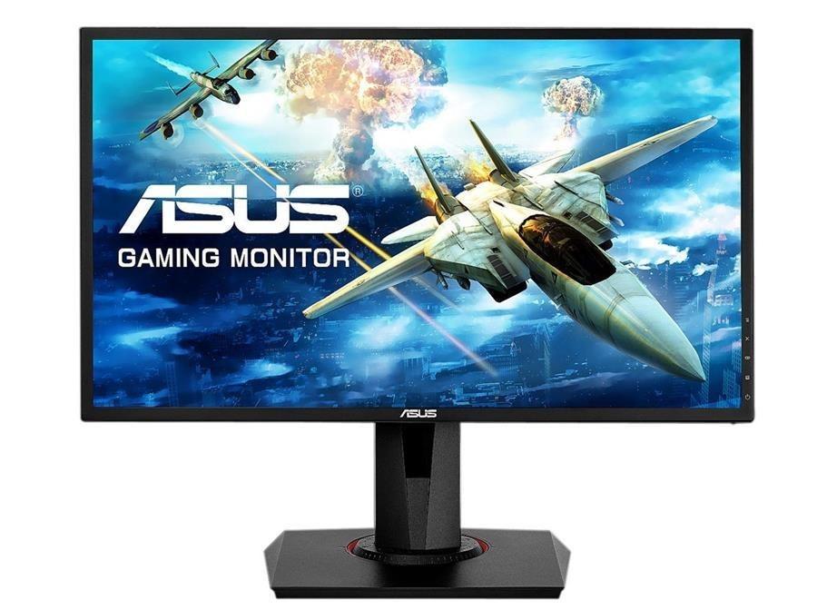 تصویر مانیتور LED  ایسوس Full HD LED TN Wide Screen Monitor VG248QG 24Inch